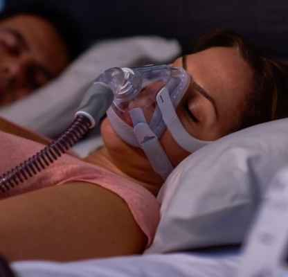 AirTouch F20 Mask For Her - CPAP Full Face Mask Photo View