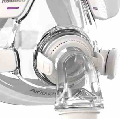 AirTouch F20 For Her - CPAP Full Face Mask Zoom View