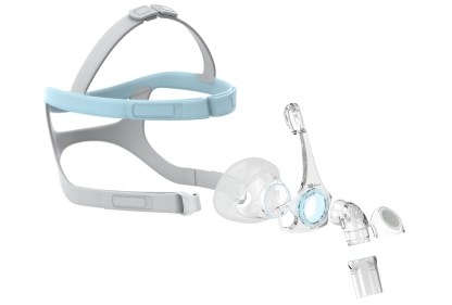 F&P CPAP Mask Deconstructed - cpapRX