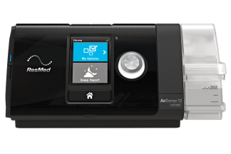 ResMed AirSense 10 CPAP Machine - cpapRX