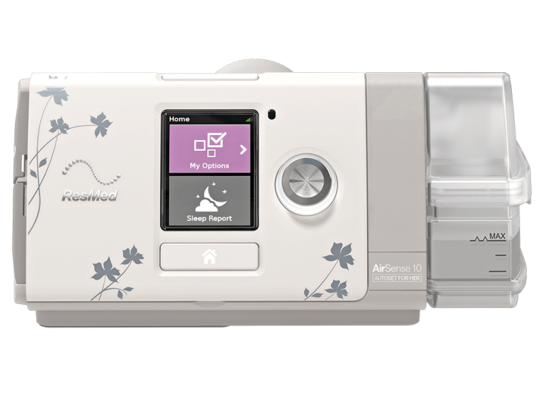 ResMed AirSense 10 CPAP Machine - cpapRX