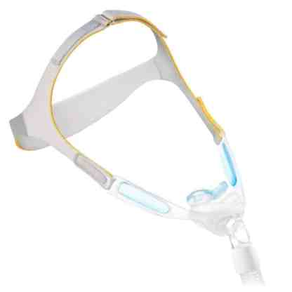 Nuance Pro Gel Mask with Headgear