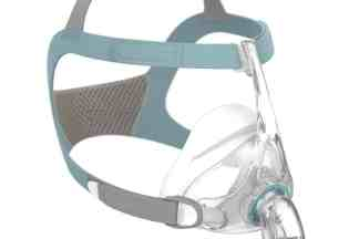 F&P Vitera Full Face Mask VIT1SA - CPAP Masks