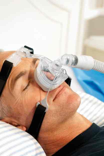 Zest Q - Nasal CPAP Mask Usage