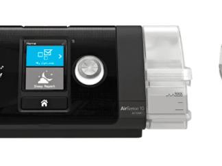 AirSense 10 AutoSet Machine with HumidAir Full Face Starter Kit