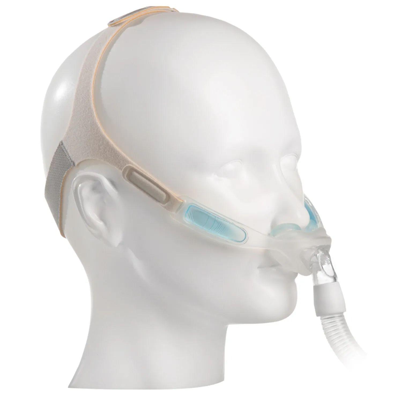 respironics nuance pro gel pillows mask