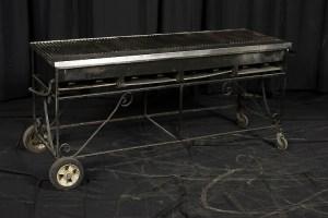 BBQ rental equipment