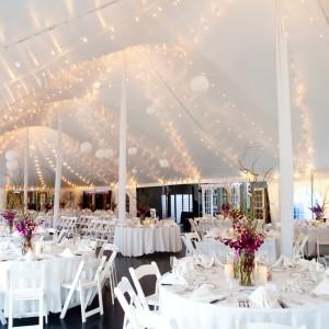 Fine Dining Wedding Table