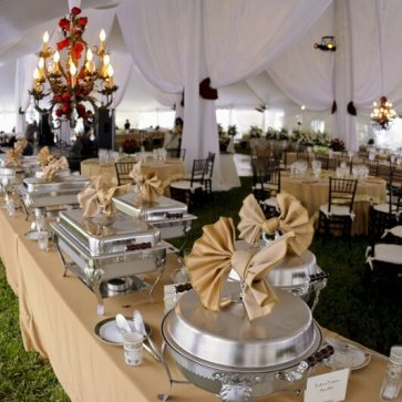 dinner event rentals for all types of events in Colorado