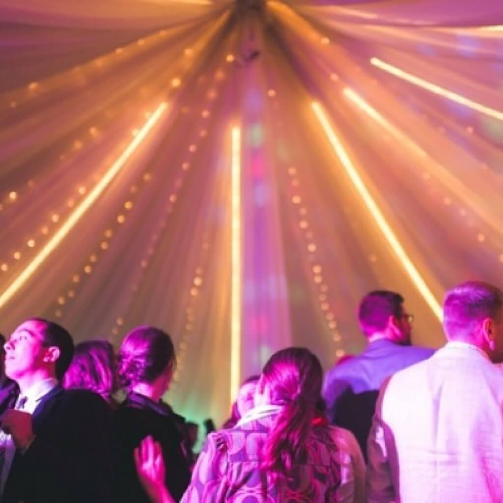 Colorado Party Rentals event