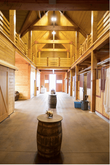 The Barn at The Flying Horse Ranch