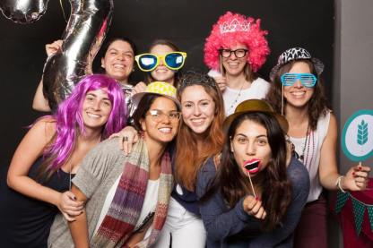 Party Photo Booth for adults