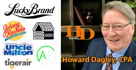 Do you need to File Taxes Quarterly? Call Howard Dagley, CPA