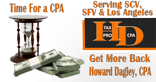 Time For a CPA | Tax Pro – Howard Dagley, CPA