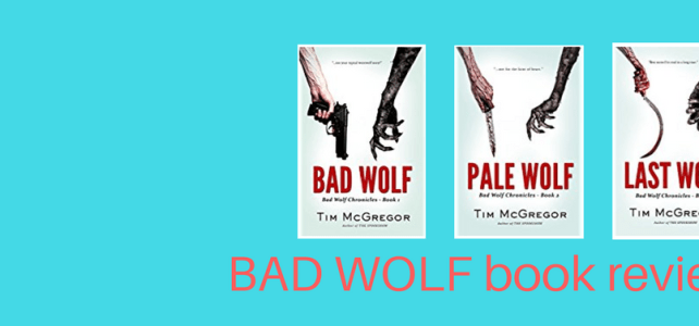 THE Bad Wolf by Tim McGregor