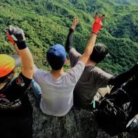 Defying the limit: Twin hike - Mt. Hapunang Banoi + Mt. Pamitinan