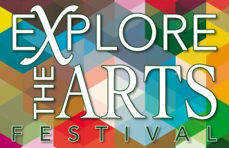 Expolre the Arts Poster