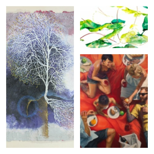 First Fruits Collage