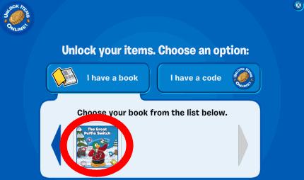 Club Penguin Book Codes