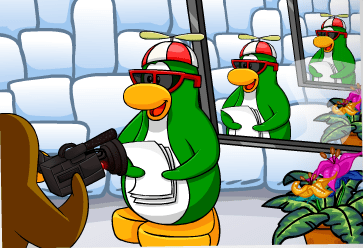 Club Penguin Times Newspaper Issue #232 newspaper
