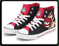 Club Penguin: New Club Penguin Shoes! club penguin