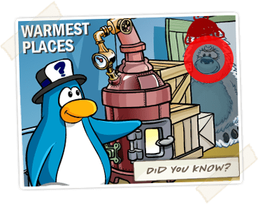 Herbert Spotted On Club Penguin! club penguin