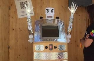 Robots église