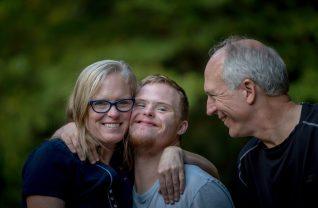 Des enfants en situation de handicap