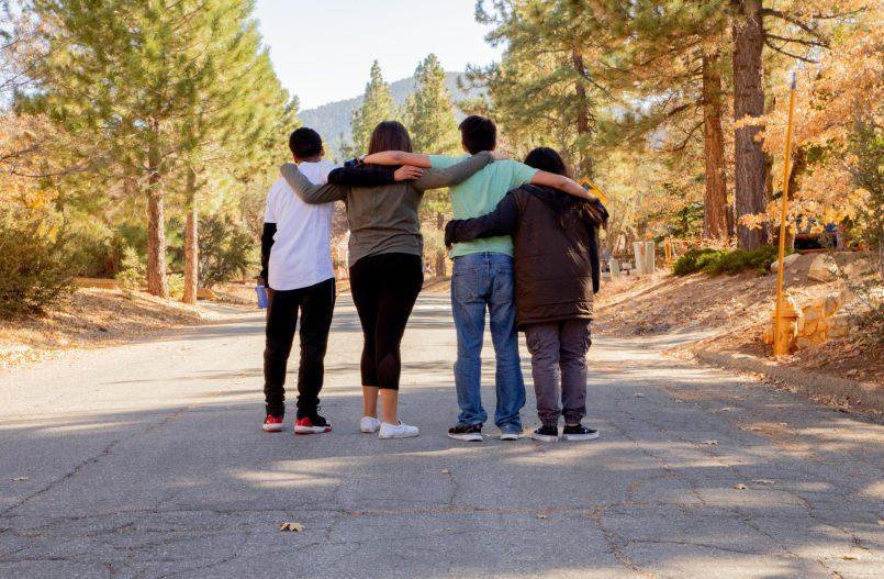 Groupe adolescents