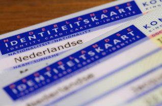 Carte identité Pays-Bas
