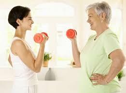 deporte para osteoporosis en la menopausia