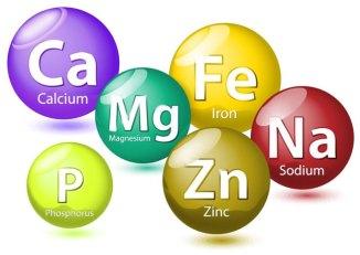minerales necesarios en el embarazo