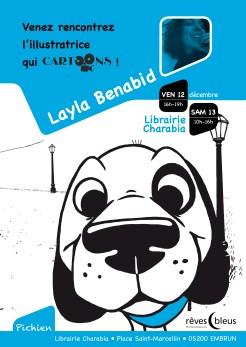 Collection Cartoons - Pichien - Layla Benabid