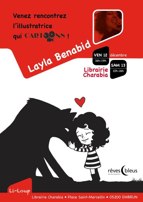 Collection Cartoons - Li-loup - Layla Benabid