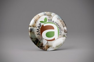 Badge-Button-AMAP by Claire PéhO