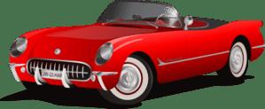 red-corvette-convertible