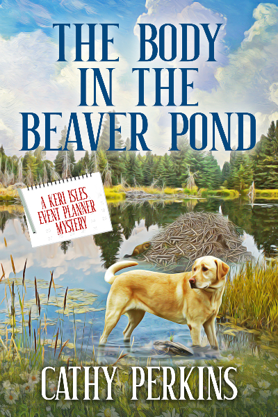 The Body in the Beaver Pond cover