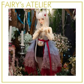 FairyLine60 Miwa Full Option Package (Antique Rabbit)
