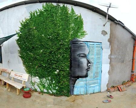 Bush hair 2