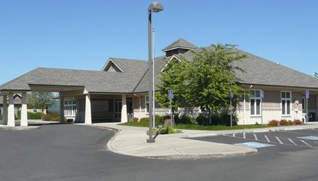Rainier Oregon senior center Food Pantry