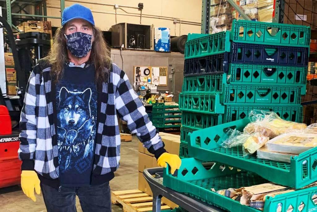 Food bank volunteer columbia county oregon