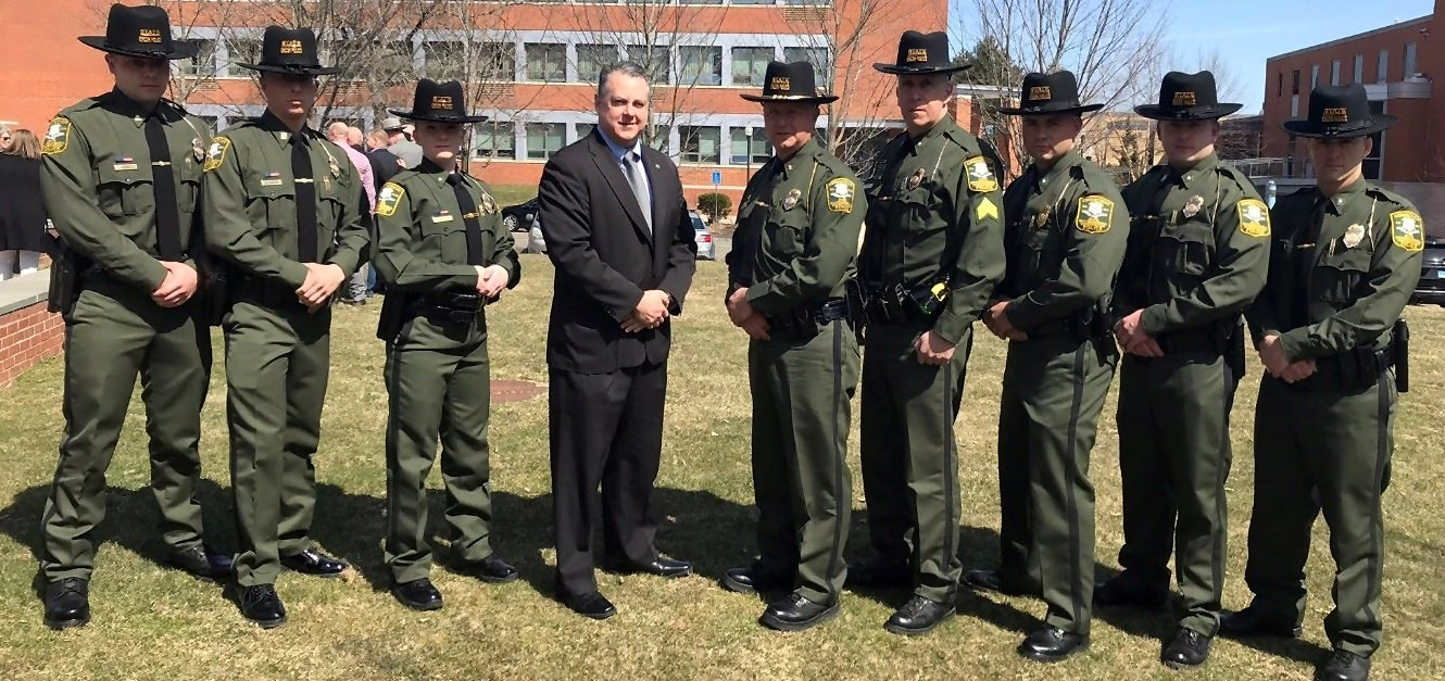 CPFU Welcomes New DEEP Conservation Enforcement Officers