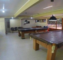 Sala de Sinuca Clube do Professor Gaúcho Porto Alegre