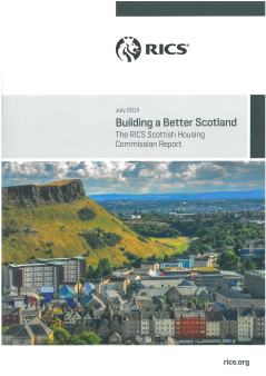 RICS Report Cover Image