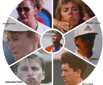 Equipe de France JO Barcelone 1992