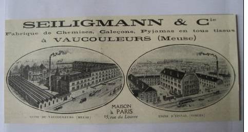 Vaucouleurs Seiligmann