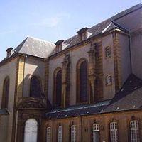 Abbatiale de Metz