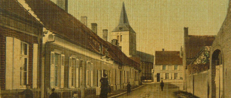 Zutkerque Place de l'Eglise 1910