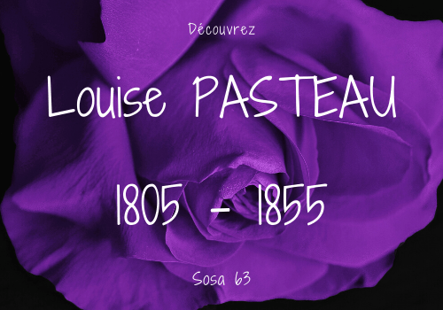 Louise PASTEAU sosa 63