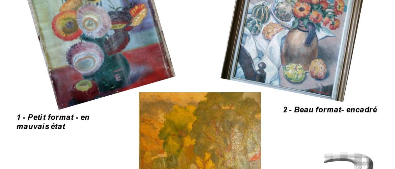 Les oeuvres de Roger Flandrinck
